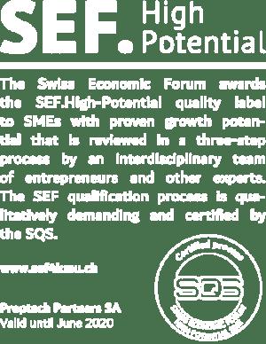 SEF High potential
